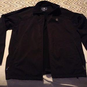 Brand New Black Champion Fall Jacket